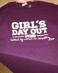 Girl's Day Out T-shirt